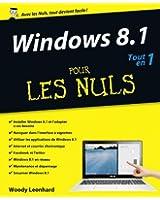 Windows 8.1 Tout en 1 pour les Nuls