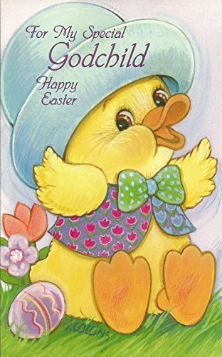Popular easter cards for for you godchild at easter g12 mailacard for you godchild at easter negle Images