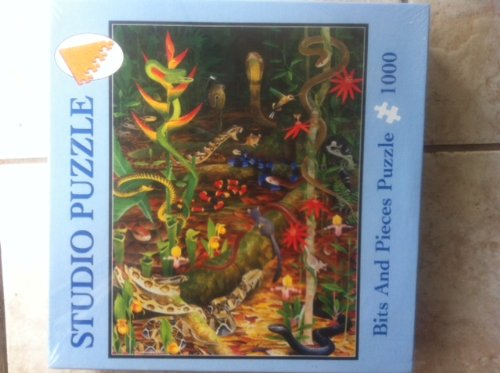 Studio Puzzle - Bits and Pieces Puzzle 1000 Pcs 20 X 27