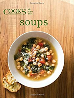 Book Cover: All-Time Best Soups