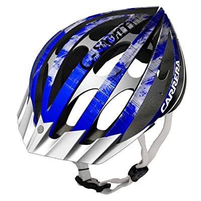 Carrera Helmets Men's C-Storm 2 MTB Helmet - Blue, 54 - 57 cm from Carrera Helmets