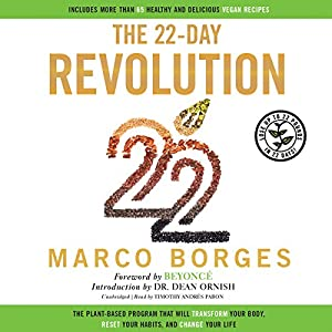 The 22-Day Revolution Audiobook