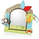 Skip Hop - Espejo con Temática de Actividad en el Bosque Amigos de Copa de Árbol, Juguete para Niños, Infantes, Recién Nacidos