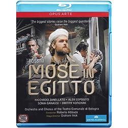 Mosè in Egitto (Rossini Opera Festival 2011) [Blu-ray]