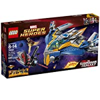 LEGO Superheroes 76021 The Milano Spaceship Rescue Building Set from LEGO Superheroes