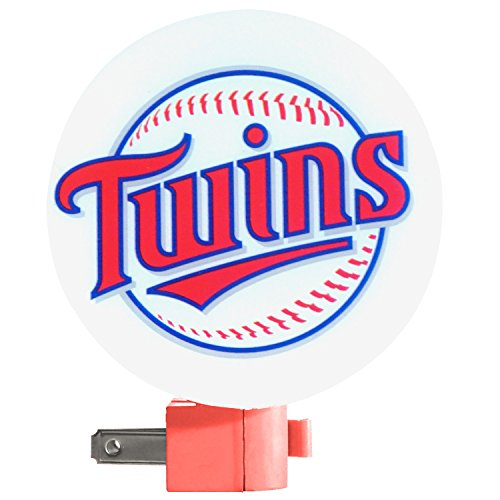 MLB Minnesota Twins Night Light - 1