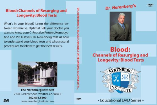 Blood: Channels Of Resurging And Longevity: Blood Tests