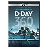 D-Day 360 [DVD] [2014] [Region 1] [US Import] [NTSC]