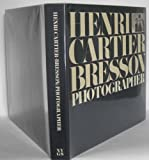 Henri Cartier Bresson: Photographer (0821207563) by Henri Cartier-Bresson