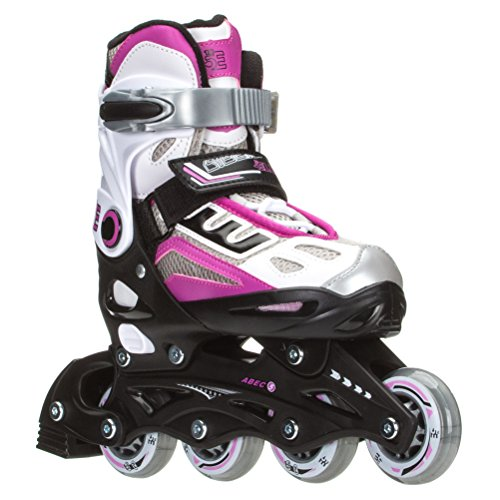 5th-Element-G2-100-Adjustable-Girls-Inline-Skates-Size2-4