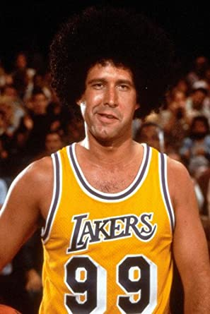 Chevy Chase Fletch Basketball In Wig 24X36 Poster at Amazon's