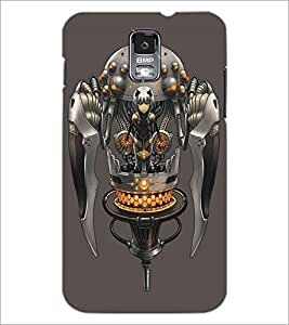 PRINTSWAG ACTION BOY Designer Back Cover Case for SAMSUNG GALAXY S5 MINI