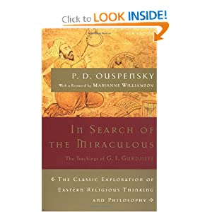 In Search of the Miraculous (Harvest Book) P. D. Ouspensky