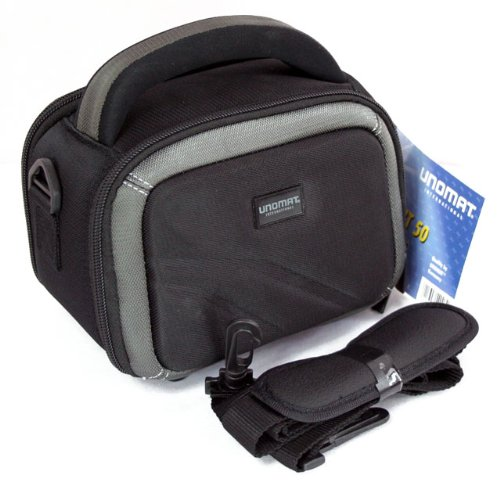 unomat-digi-slight-50-camera-and-camcorder-bag-black-grey