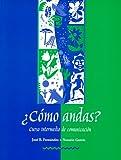 img - for  Como andas? Curso intermedio de comunicacion book / textbook / text book