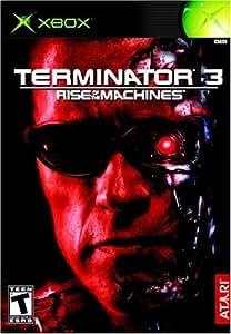 Terminator 3: Rise of the Machines - Xbox