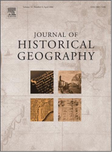 Constructing National Identity In Canada'S Capital, 1900-2000: Confederation Square And The National War Memorial [An Article From: Journal Of Historical Geography]