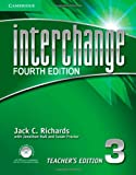 img - for Interchange Level 3 Teacher's Edition with Assessment Audio CD/CD-ROM (Interchange Fourth Edition) book / textbook / text book