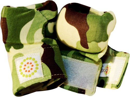 Squeez Ease Soothing Baby Gloves front-1078537