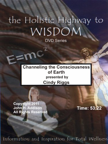 Channeling the Consciousness of Earth