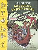 """Afficher """"Mes Petites expériences"""""""