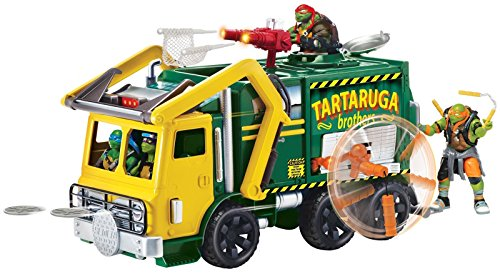 Teenage-Mutant-Ninja-Turtles-Movie-2-Out-Of-The-Shadows-Garbage-Truck-Vehicle