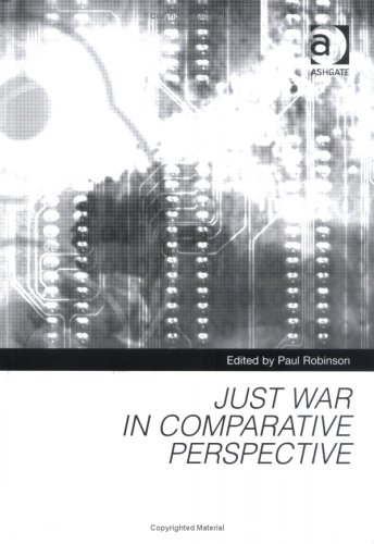 Just War in Comparative Perspective