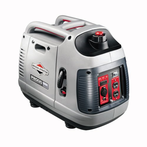 Briggs &amp; Stratton 30473 1,600 Watt 105cc Gas Powered Portable Inverter Generator