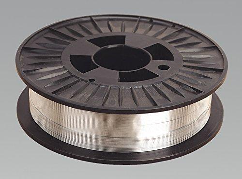Sealey MIG/2KAL08 Aluminium MIG Wire 5356 NG6 Grade, 2 Kg, 0.8 mm,