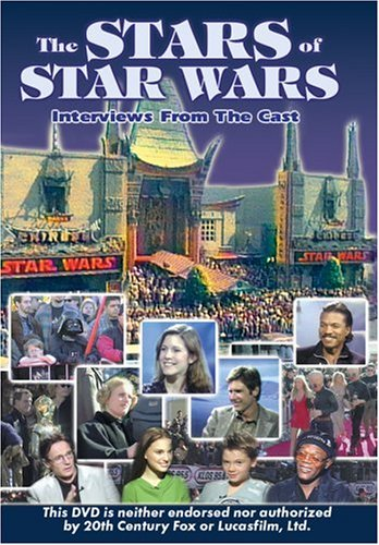 Stars of Star Wars: Interviews With Cast [DVD] [Import]