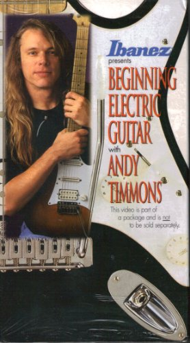 Beginning Electric Guitar With Andy Timmons