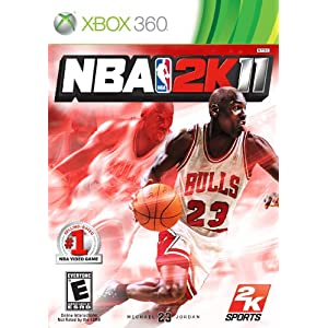 XBOX 360 : NBA 2K11