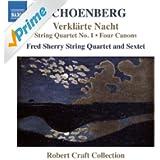 Schoenberg: String Quartet No. 1 & Verklärte Nacht