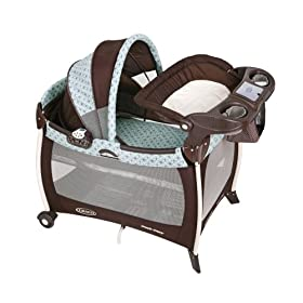 Graco Silhouette Pack N Play Playard