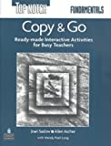 img - for Top Notch Fundamentals: Copy & Go- Ready-Made Interactive Activities for Busy Teachers book / textbook / text book