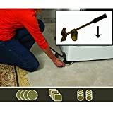 Furniture Lifter with 16 Mover Pad Sliders Carpet Smooth Floor By Furniture Fix
