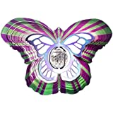 Iron Stop Crystal Butterfly Spinner