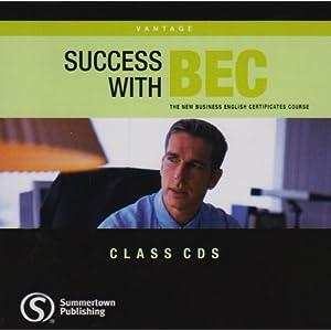 Audio CD. Cambridge BEC (business english.