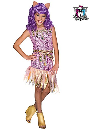 Rubie's Costume Monster High Haunted Clawdeen Wolf Child Costume