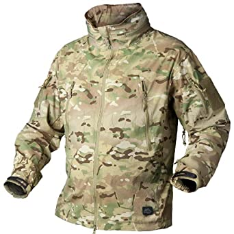 Helikon Trooper Soft Shell Jacket Camogrom size S