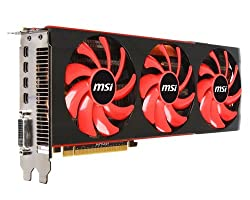 MSI R7990-6GD5 Radeon HD7990 搭載 グラフィックスボード 日本正規代理店品 VD5082 R7990-6GD5