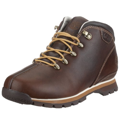 Timberland Men's Splitrock Brown Lace Up Boot 41084 9 UK