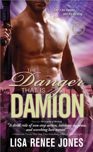 Image of The Danger That Is Damion (A Zodius Novel)