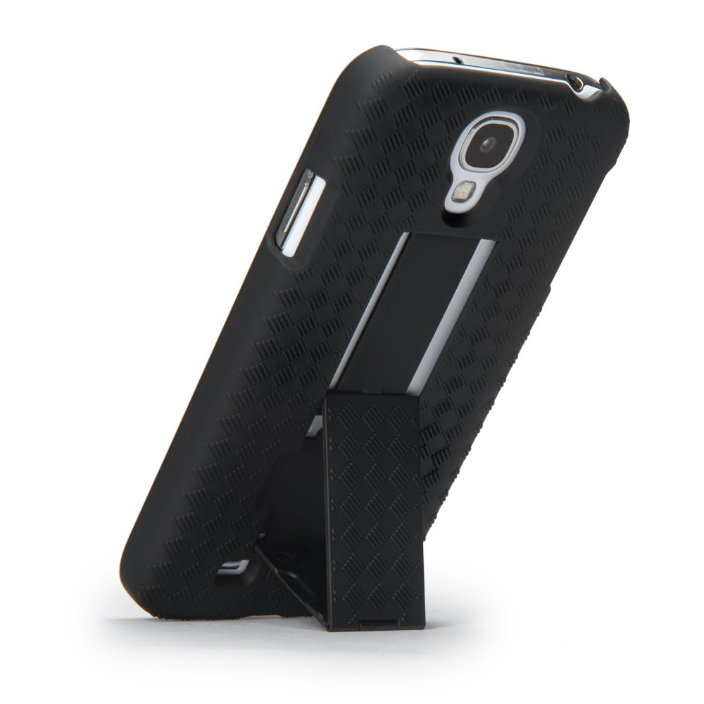 Galaxy S4 i-Blason Hard Shell Transformer Case Review