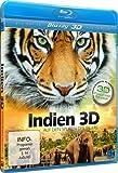 Image de Indien 3d - auf Den Spuren des Tigers [Blu-ray] [Import allemand]