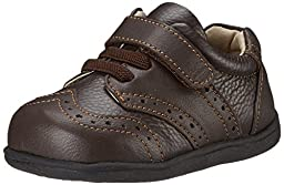 See Kai Run Bennett Wingtip (Toddler), Brown, 8 M US Toddler