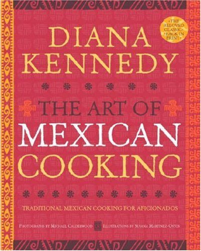 The Art of Mexican Cooking image