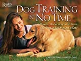 Dog Training in No Time (0762104406) by DAVIS and KEITH and CAROLINE