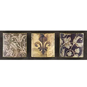 Yosemite home decor yc100031a fleur de lis for Home decorations amazon