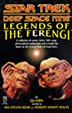 Legends of the Ferengi (Star Trek Deep Space Nine (Unnumbered Paperback))